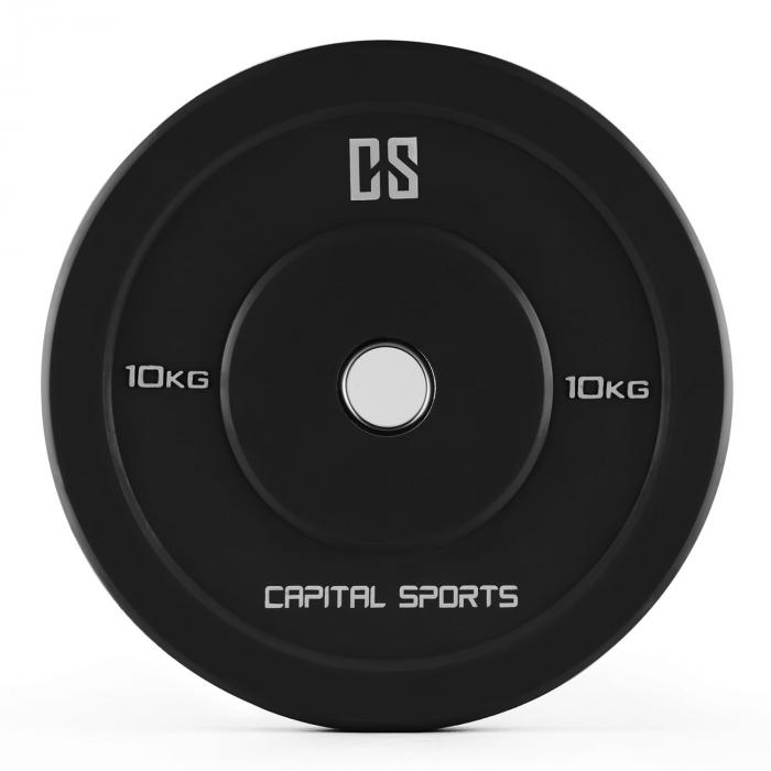 Lionbar-setti miehille 2 levytankoa 2 x 5 kg 2 x 10 kg 2 x 20 kg painot