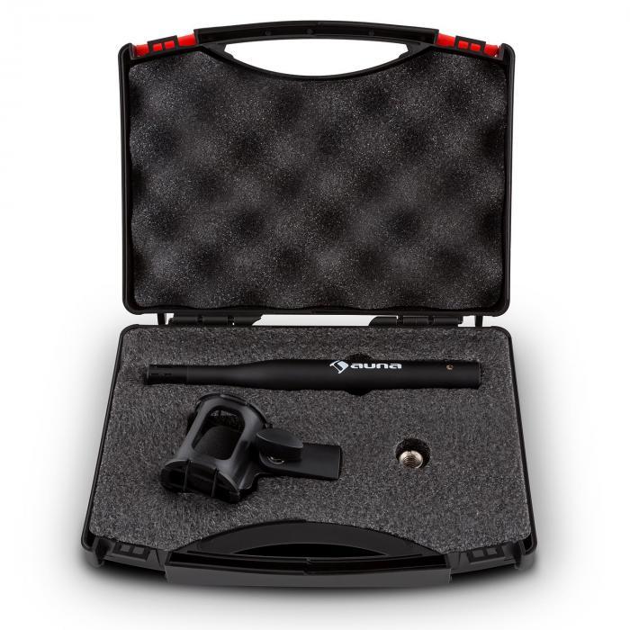 auna BP-002 Boompole Microphone Boom Pole  & auna MRS-01 Measurement Microphone Electret