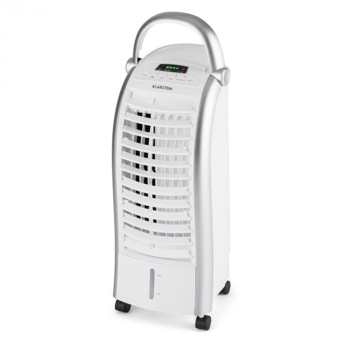 Maxfresh WH Ventilatore Rinfrescatore d'Aria 6L 65W Telecomando Siberini