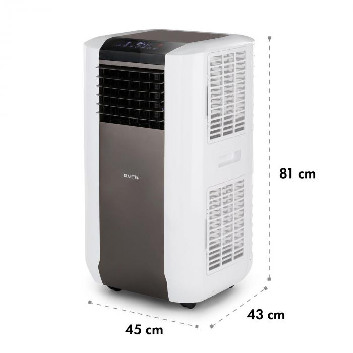 Max Breeze Mobile Air Conditioner 2200W 19500 BTU / h (5.7 kW) A