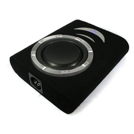 "Car Hifi Set ""Hongkong"" 4.1 Set MOSFET Auto Endstufe, 4x Auto-Lautsprecher 400/600W, 1x 25cm (10"") Subwoofer 500W, inkl. Kabelset"