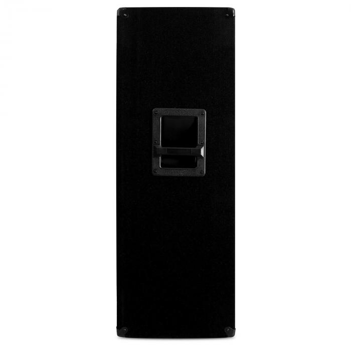 DJ PA System 'DJ-42' Amplifier Speaker Set USB SD 3000W