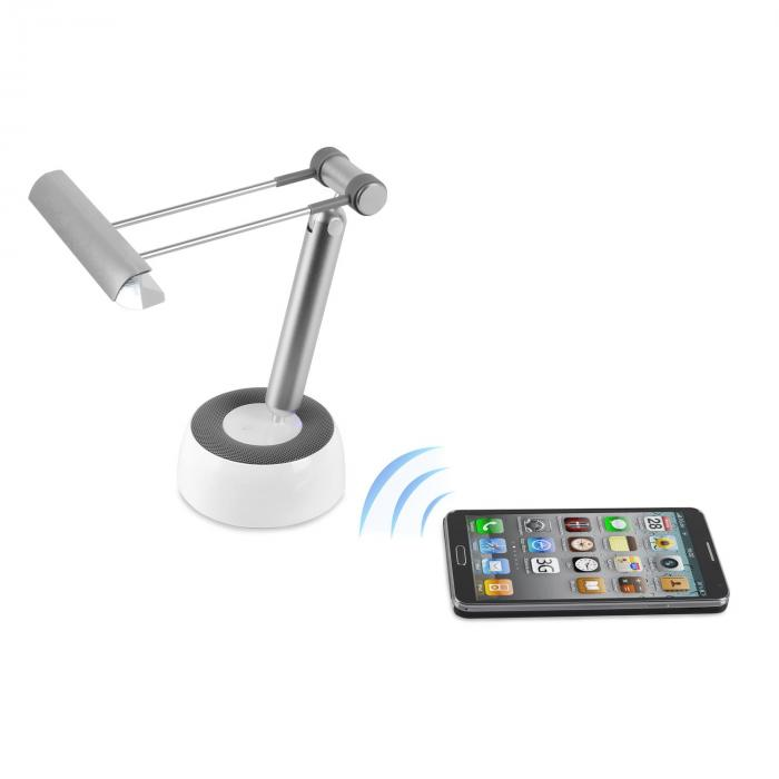 Shinepad 3 in 1 Table Lamp with Built-in Bluetooth Speaker