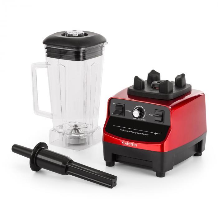 Herakles 3G Frullatore professionale 1500W 2l Senza BPA Rosso