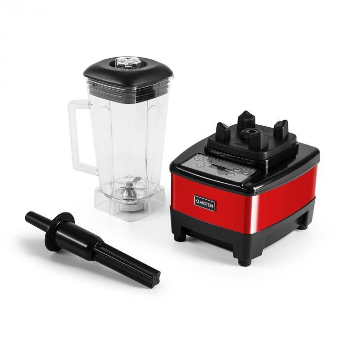 Herakles 4G E Frullatore 1500W 2 Litri senza BPA Rosso