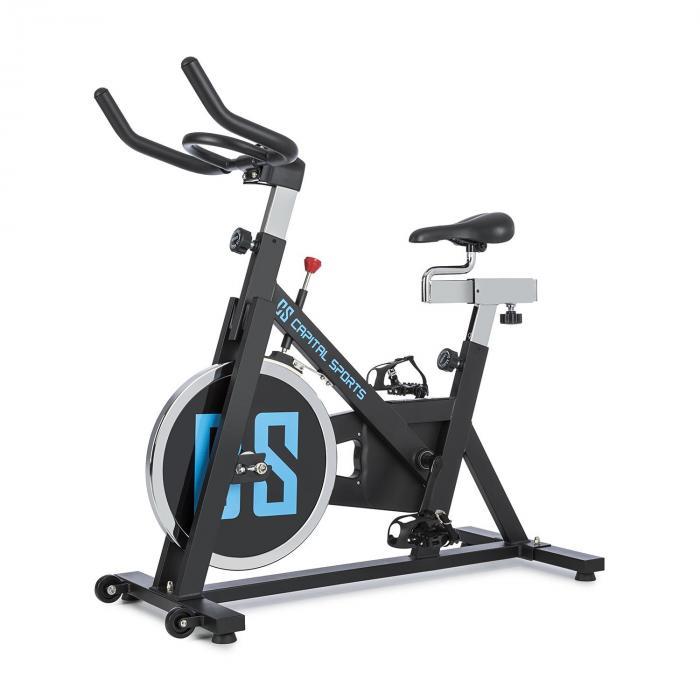Spinnado - X13 Indoor Bike 13kg Flywheel Trazione a Catena fino a
