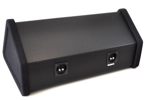 "4.1 Car Hifi set ""Black Line 520"" versterker boxen sub"