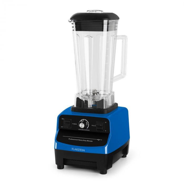 Herakles 3G Power-Mixer 1500W 2PS 40.000U/min BPA-frei 2l blau