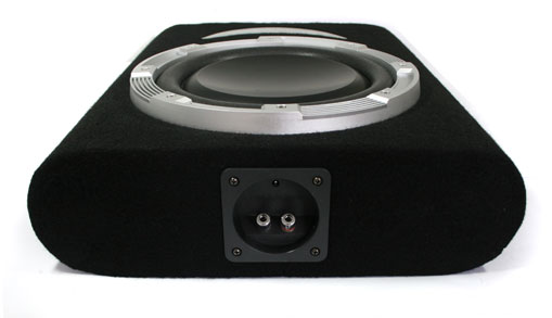 """Hongkong"" Set Stereo-HiFi 4.1 Per Auto 10 000W 4 Casse"