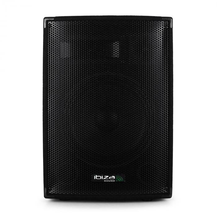 """Disco10 PA-Lautsprecher 25cm (10"""") 3-Wege Box PA Lautsprecher Monitor 400W"""