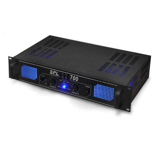 DJ PA System 'DJ-26' Amplifier + PA Speakers Package 2000W