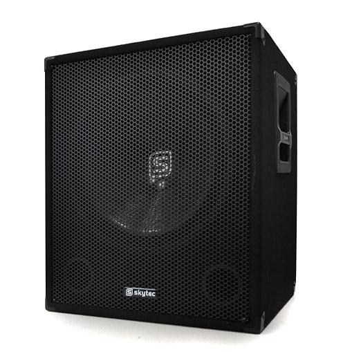 Bassbox paio di subwoofer 46 cm 2000W