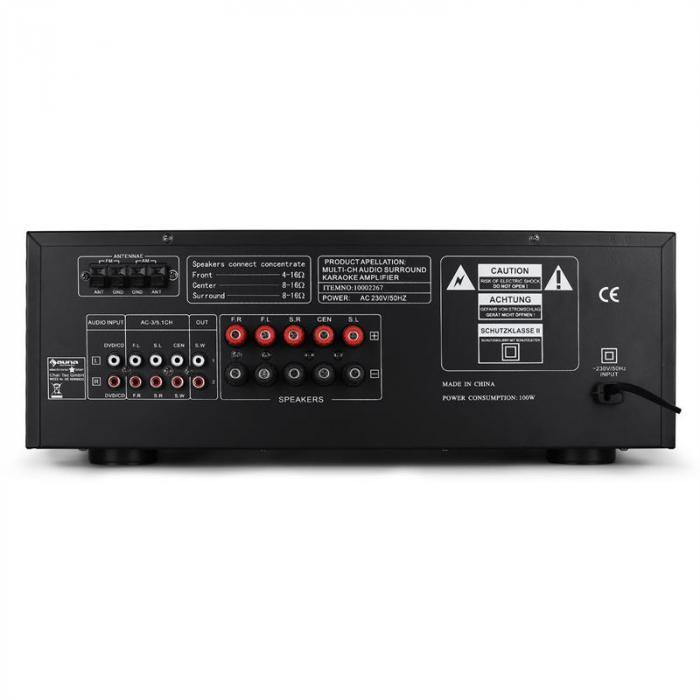 AV1-4800 Hifi-vahvistin 1 000 W