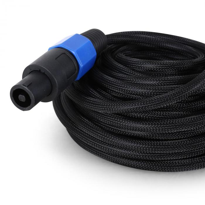 Cable altavoz profesional 10m 2x1,5mm²