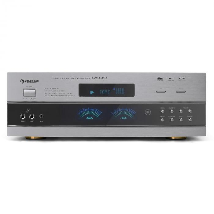 5.1-Surround-Receiver Auna AMP-5100 1200W Versterker