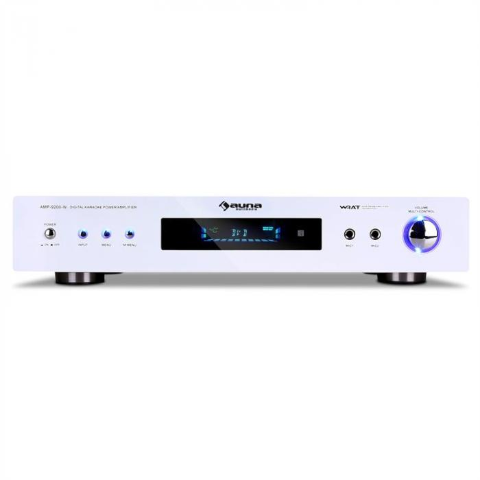 Amplificador Auna AMP-9200 hifi home cinema5.1 600 w