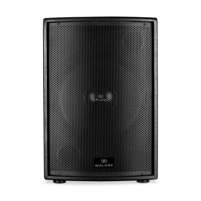 """Passiivinen PA-subwoofer 38cm (15"""") Malone 1000W RMS -teho"""