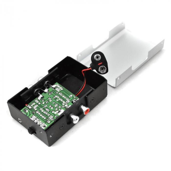 Phono-Line Stereo-Vorverstärker Pre-Amplifier