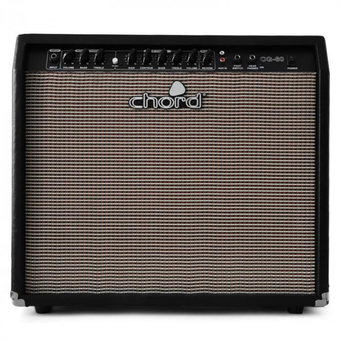 CG-60 Amplificatore chitarra elettrica 60W AUX