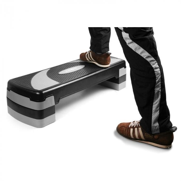 Aerobic Stepper -steppilauta kotikuntoiluun 250 kg