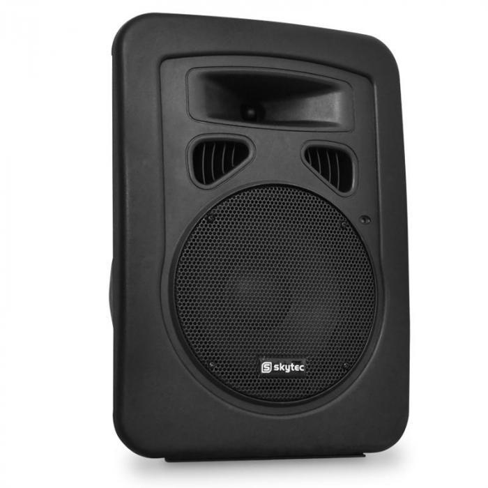 DJ- PA-kaiutinpari Skytec 20cm passiviset 2 x 300W