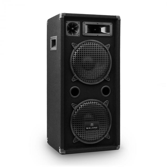 """PW-10X22 Paar PA-Lautsprecher 2x25cm (10"""") 1800W max. PA-Boxen"""