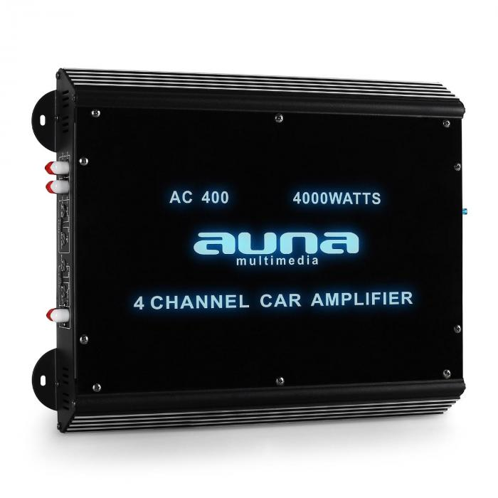 Auna BeatPilot FX-211 Car-audio-set 4000W