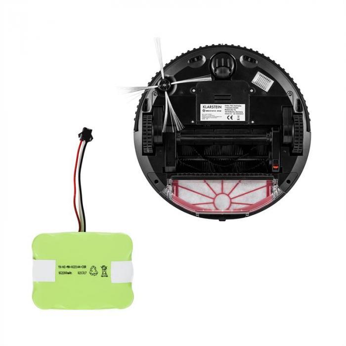 Batteria di ricambio per aspirapolvere robot