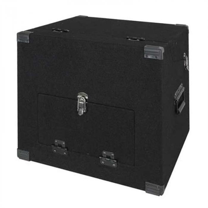 Valigia rack DJ 2+5+4 unità di altezza