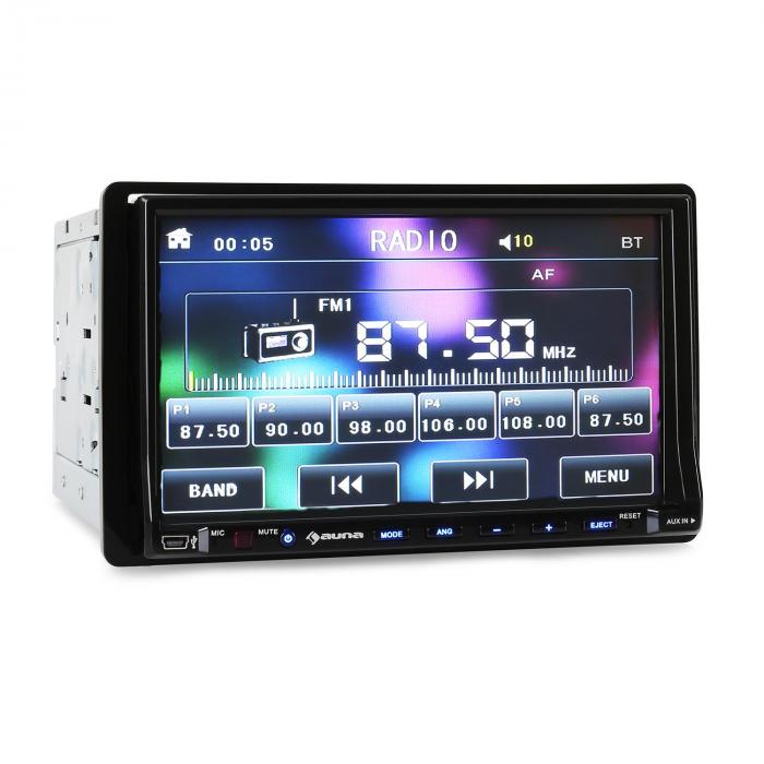 "DVA72BT Radio coche con DVD LCD 7 "" Bluetooth"