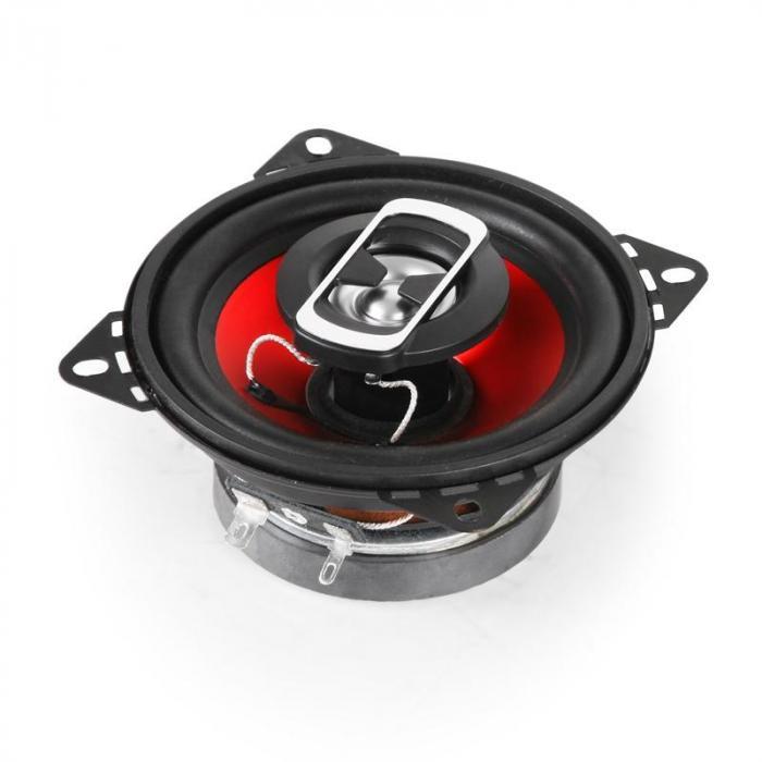 """SBC-4121 Pair of 800W 4"""" Audio Car Speakers"""