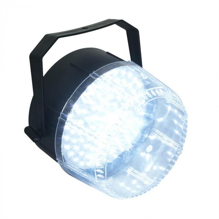 Large Strobe Foco luces LED. Estroboscópico. Blanco