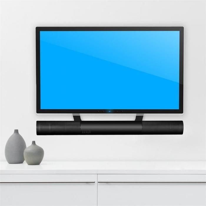 SB-32-1 TV-Center-Lautsprecher-Halterung <15kg VESA