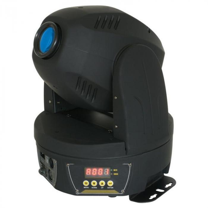 testa mobile MHL-60 spot 60W 12 DMX LED moving head