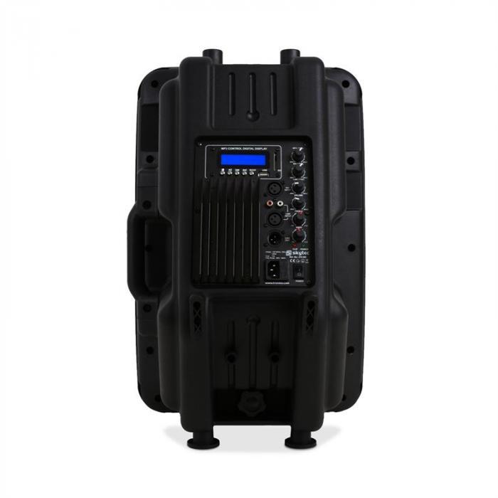 "PS1200ABT cassa attiva 30cm (12"") bluetooth 1200W"