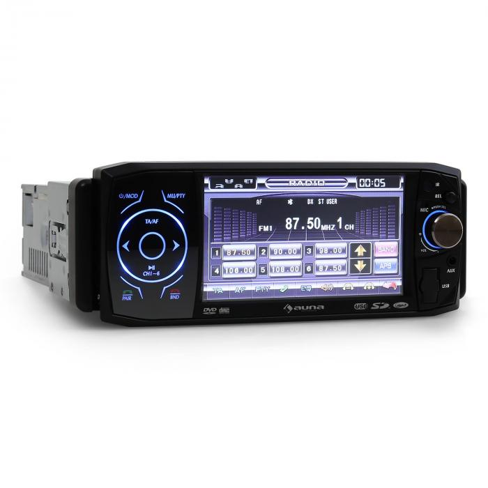 MVD-420 Autoradio Display DVD-Player Bluetooth