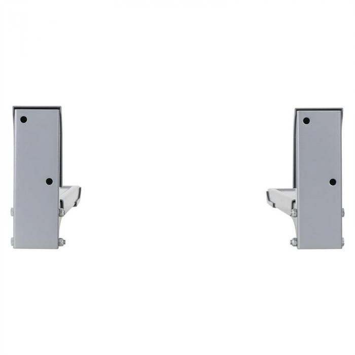 MB-4 Microwave Support Mounting Bracket < 35kg 77lbs - Silver