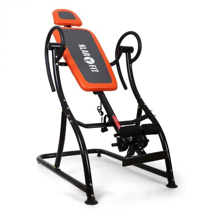 Ławka inwersyjna Klarfit Relax Zone Hang-Up 150 kg