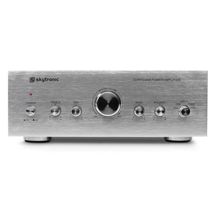 Surround Power amplificatore stereo AUX