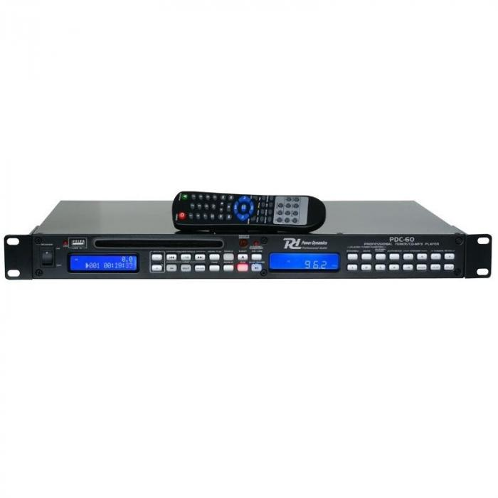 PDC-60 -mediasoitin USB CD MP3