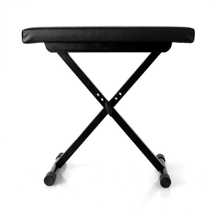 Keyboard Accessory Set with Stool and Keyboard Stand