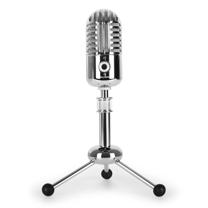 CM280 USB Studio Condenser Microphone with Tripod