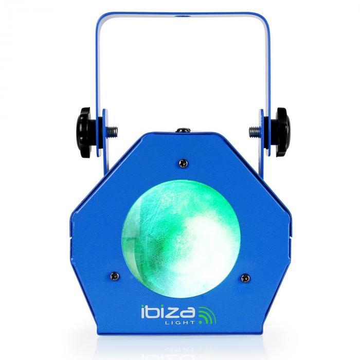 LCM003LED Moonflower effetto luce RGBWA blu