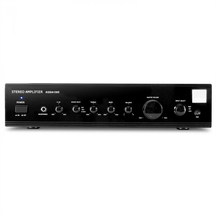 1305 amplificatore HiFi AUX nero