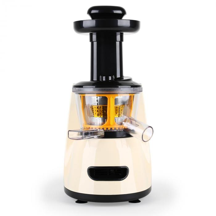 Fruitpresso Bella Morena Slow Juicer Saftpresse 150W 70 U/min