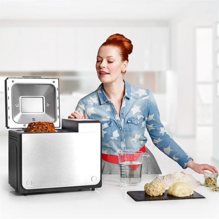 Country Life leipävuoka leipäkoneeseen lisäosa alumiinia 1 kg
