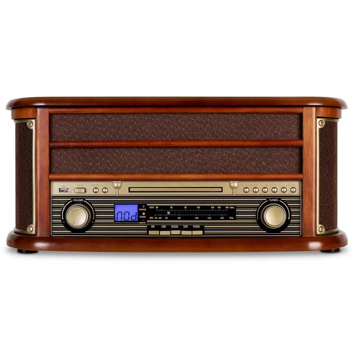 Belle Epoque1908 impianto stereo retro Bluetooth USB CD