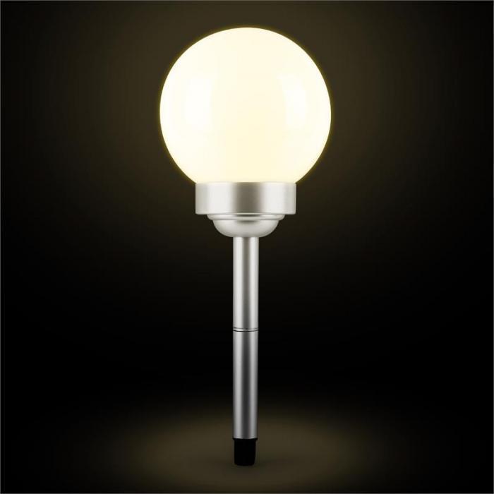 Klarstein LED-Flower 20 Solar illuminazione giardino Ø 20 cm