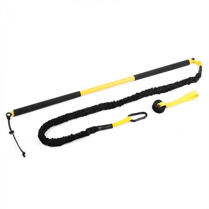 Riprider Schlingentrainer-Balancematten-Set 9kg Zugkraft EVA blau