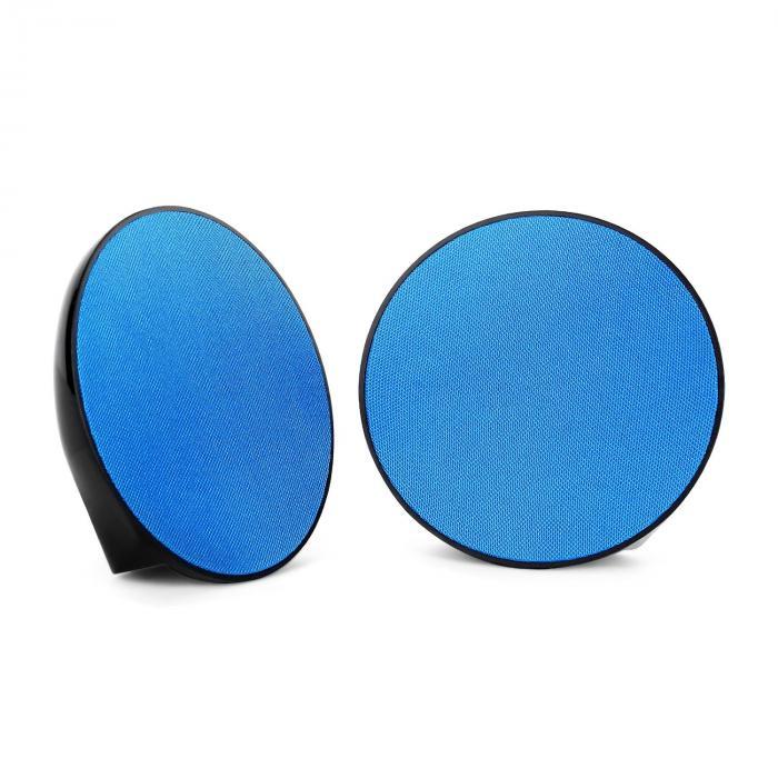 Auna Dynasphere Altavoces portátiles bluetooth AUX azul